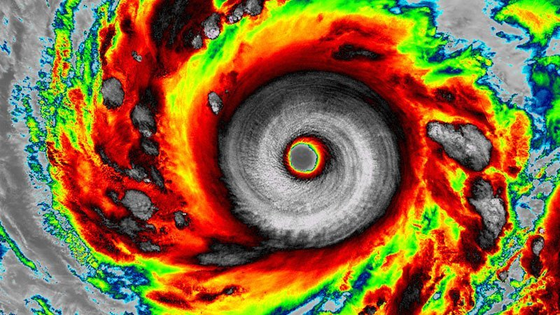 Storm Satellite Images Super Typhoon Vongfong