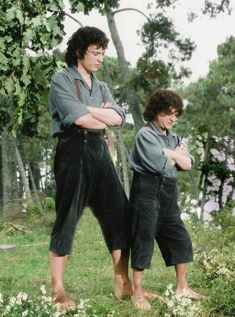 Stunt Doubles Hobbit