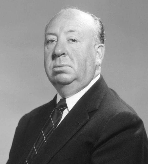 Alfred Hitchcock Photograph