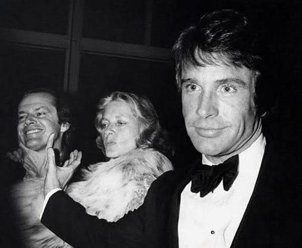 Warren Beatty And Jack Nicholson