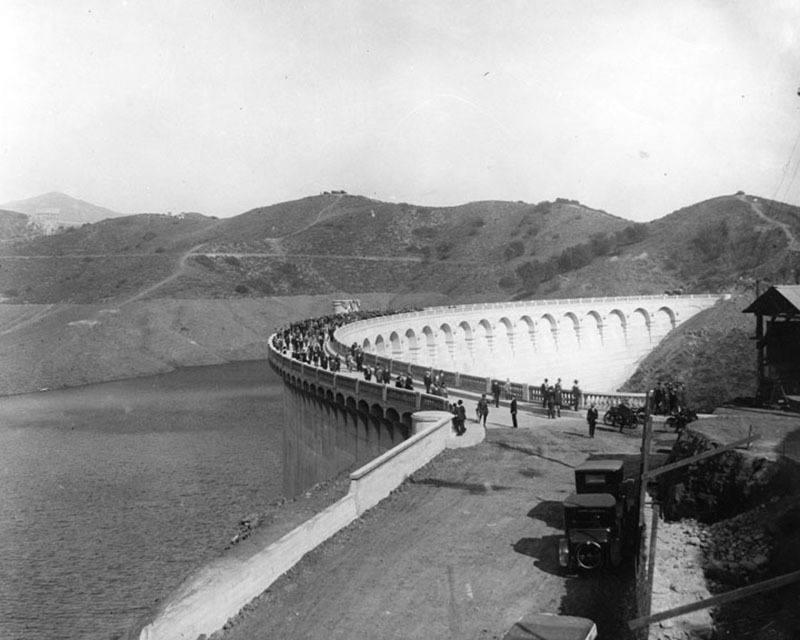 Hollywood Dam