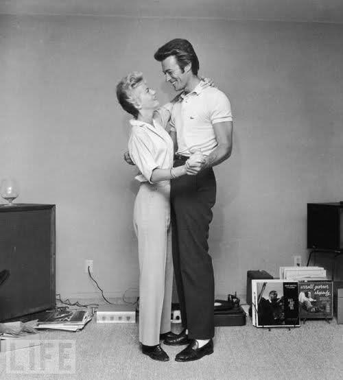 Vintage Hollywood Eastwood