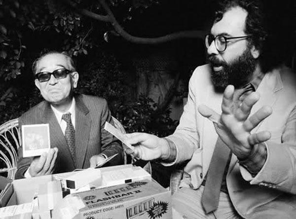 Francis Ford Coppola In The 1960s