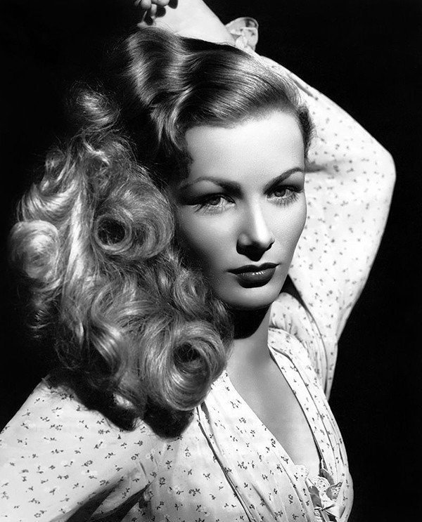 Vintage Hollywood Veronica Lake