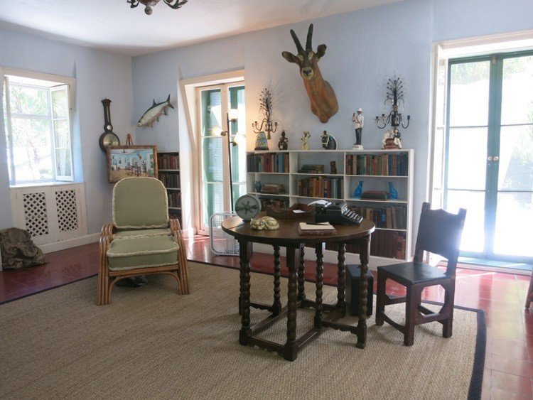Writing Studios Hemingway House