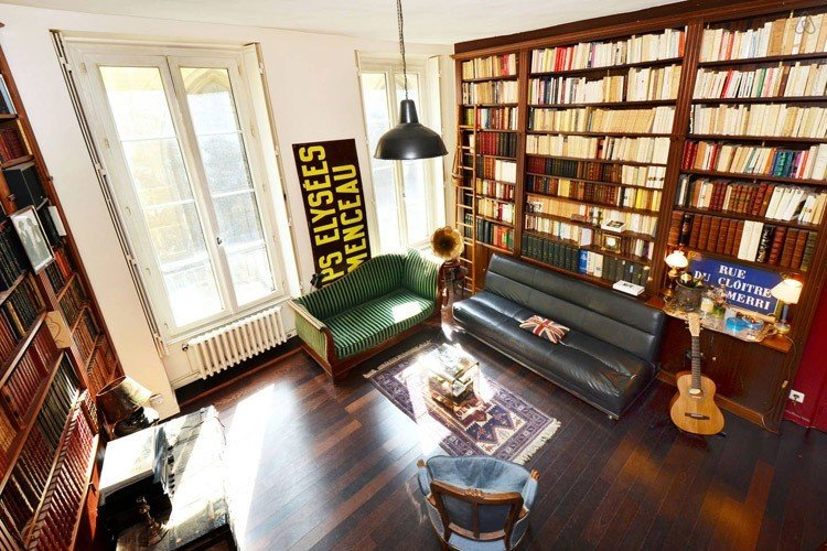 Writing Studio In Paris