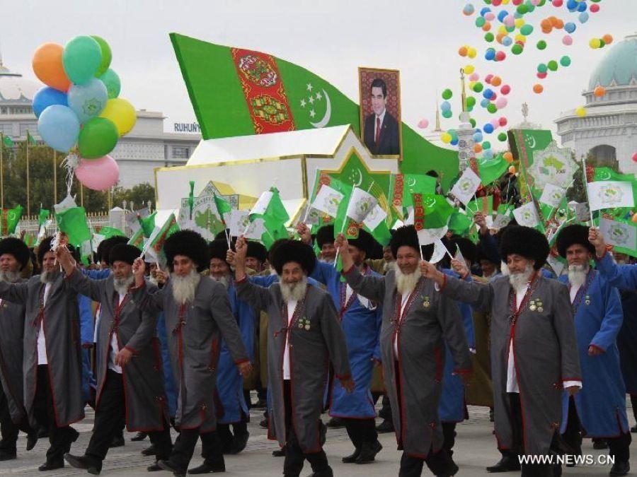 Turkmenistan Turkmen March