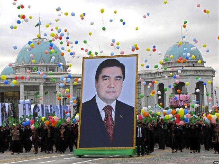 Turkmenistan Bigger Portrait