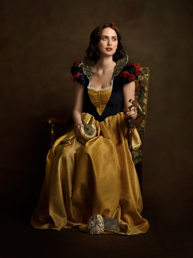 Snow White, by Sacha Goldberger
