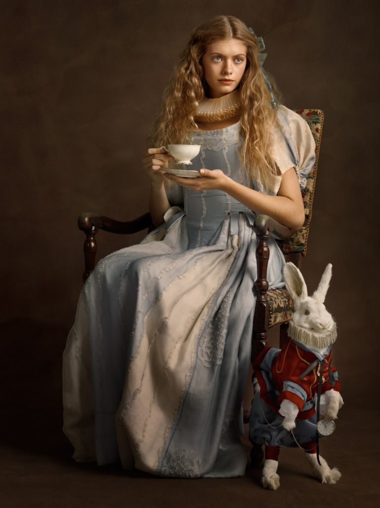 Flemish Alice by Sacha Goldberger