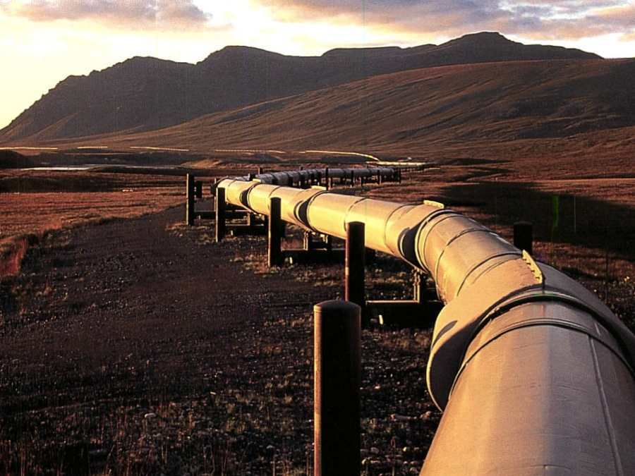 Turkmenistan Gas Pipeline