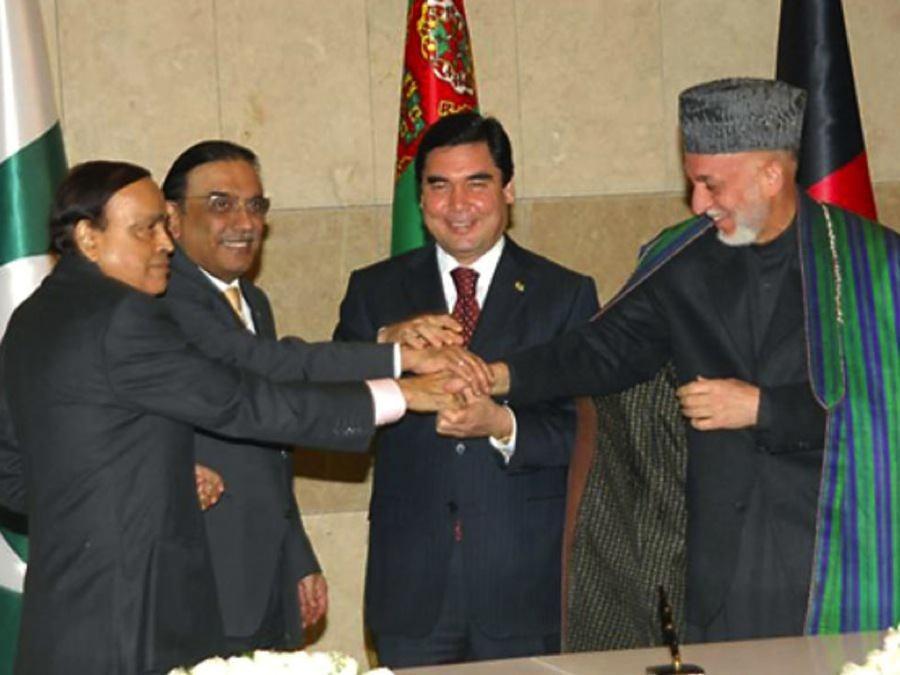 Turkmenistan South Asia