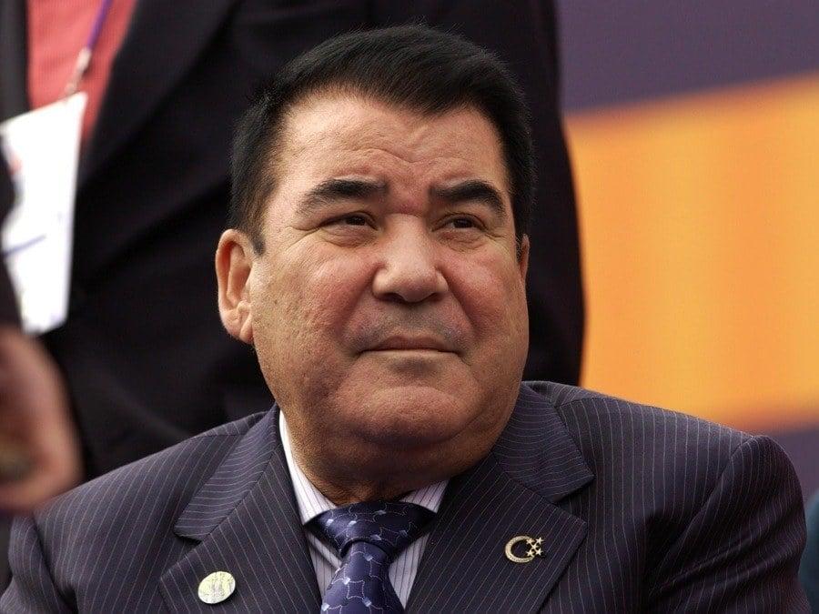 Turkmenistan Niyazov