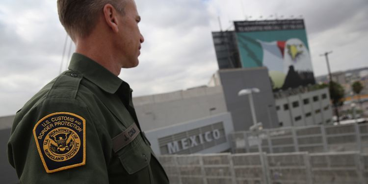 US-Mexico Border Customs