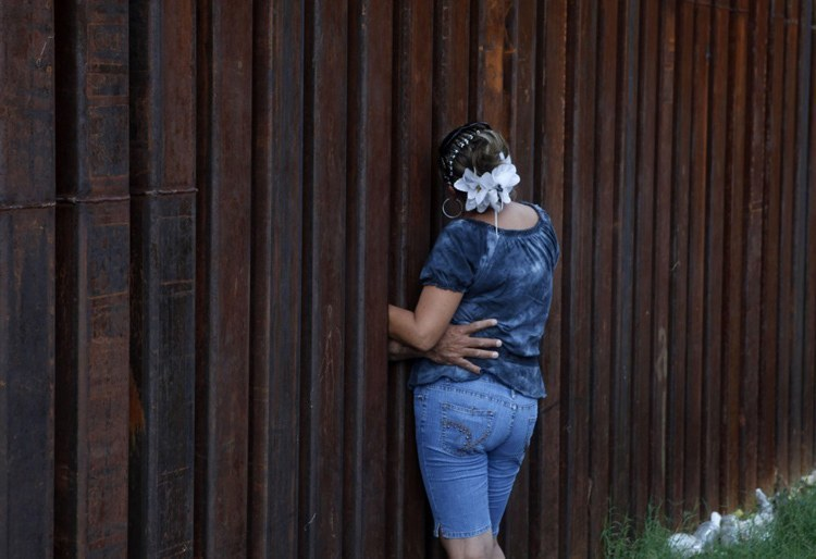 US-Mexico Border Separated Spouses