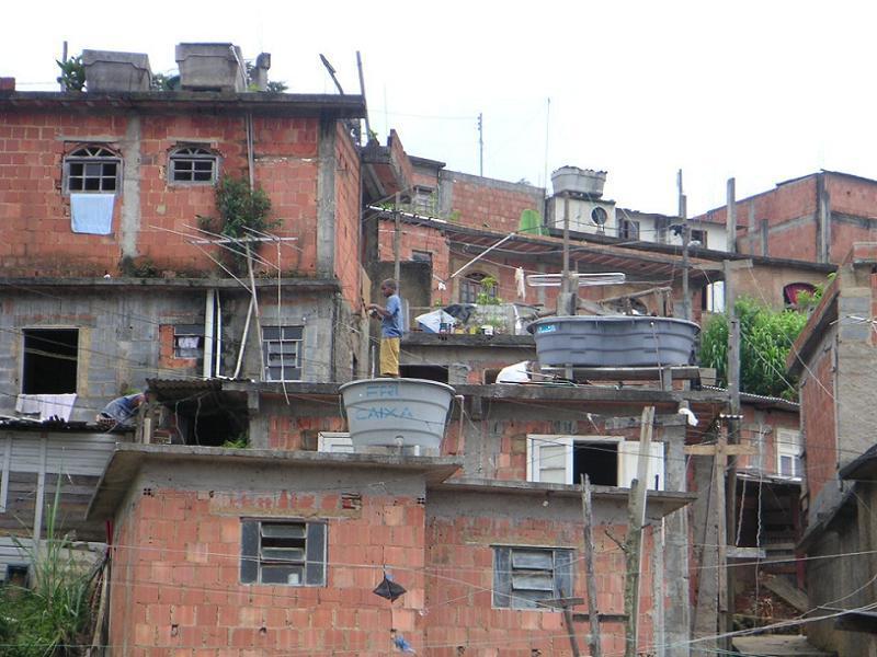 Favelas Nova Friburgo