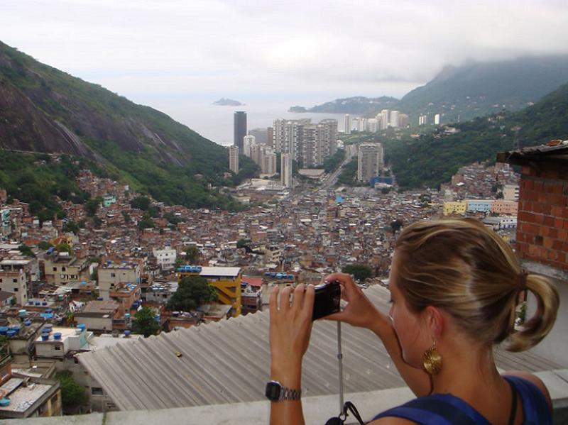 Favelas Rochina Tourist