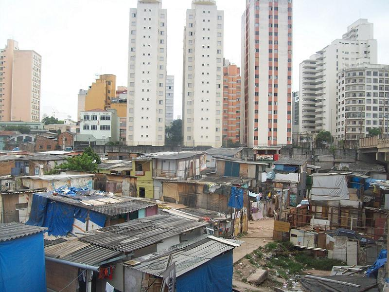 Favelas Do Moinho Skyscrapers