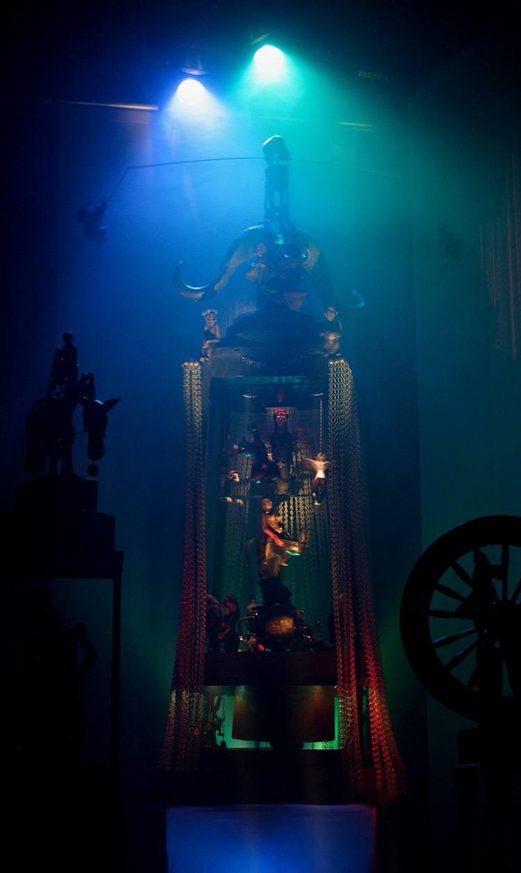 Kinetic Machine Theater Master Margarita