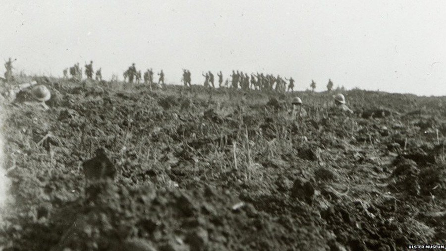 Uncovered World War One Photos German Surrender