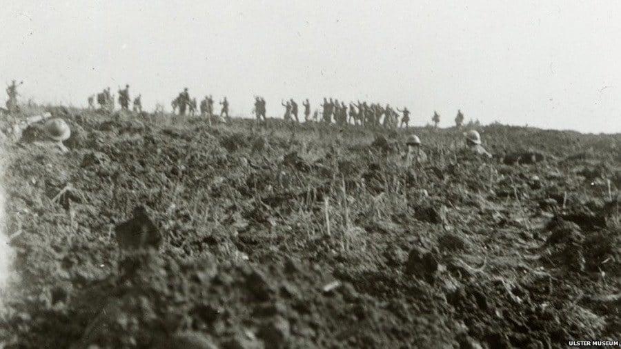 Uncovered World War One Photos German Surrender