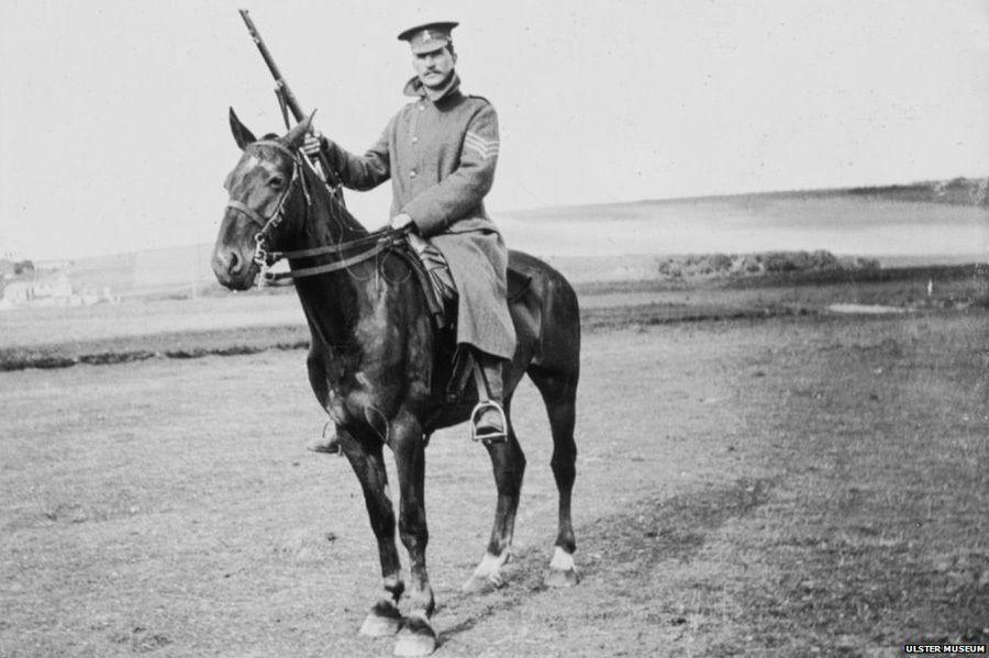 James Scott World War One Pictures
