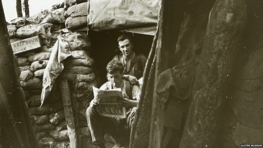 Uncovered World War One Photos Morning Paper