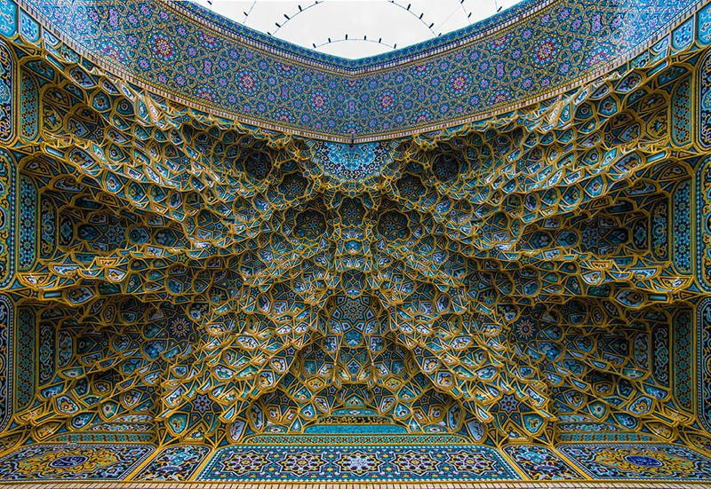 Beautiful Mosques Qom