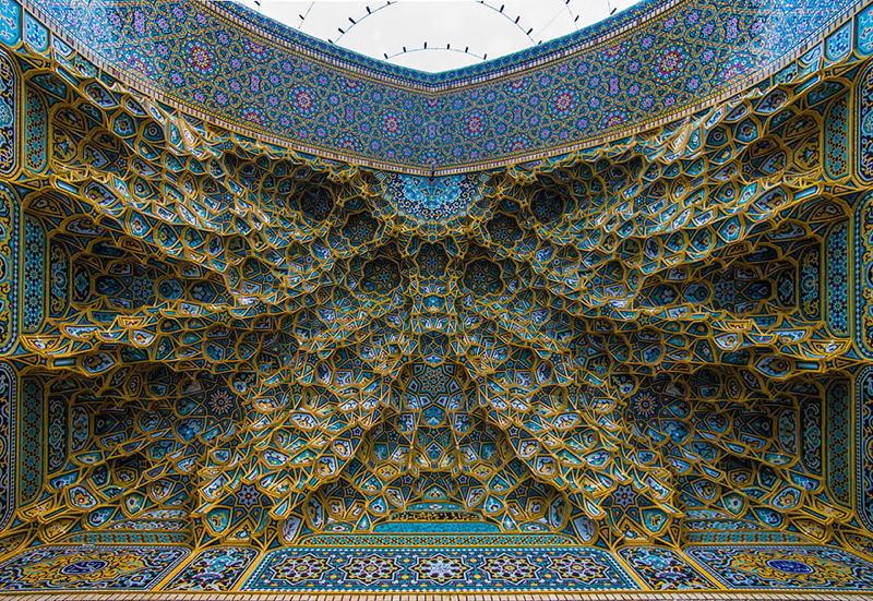 Beautiful Mosques Qom