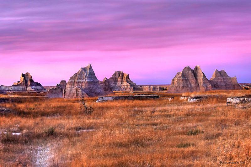 South Dakota National Park