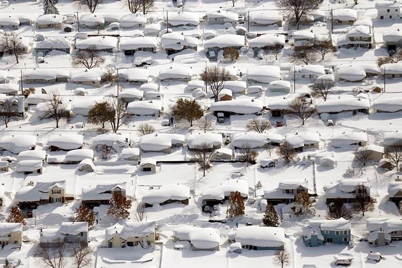 Buffalo Snow Homes