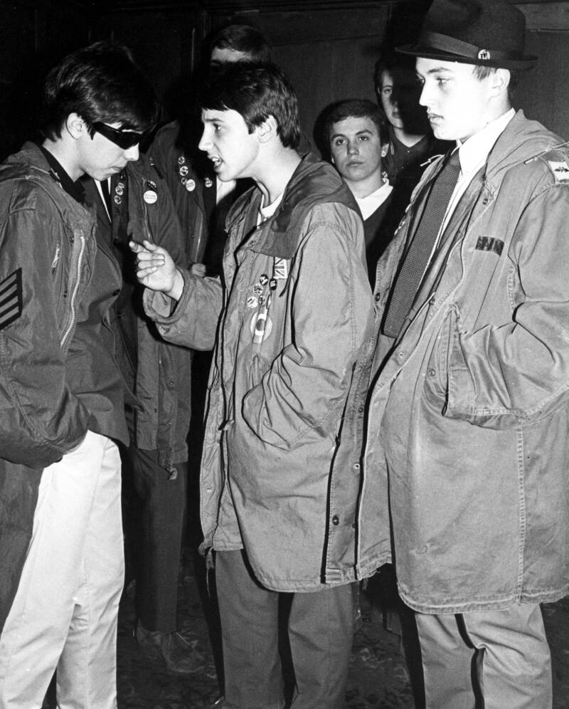 Canning Town Mod Squad