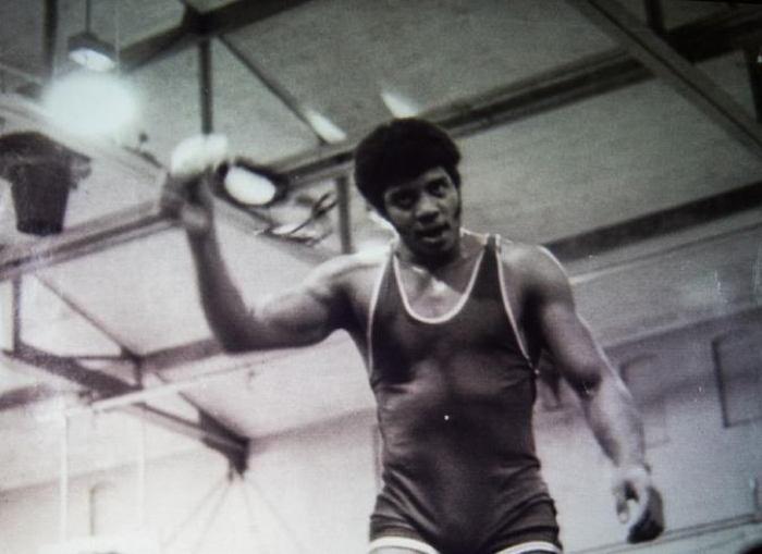 Neil DeGrasse Tyson Wrestler