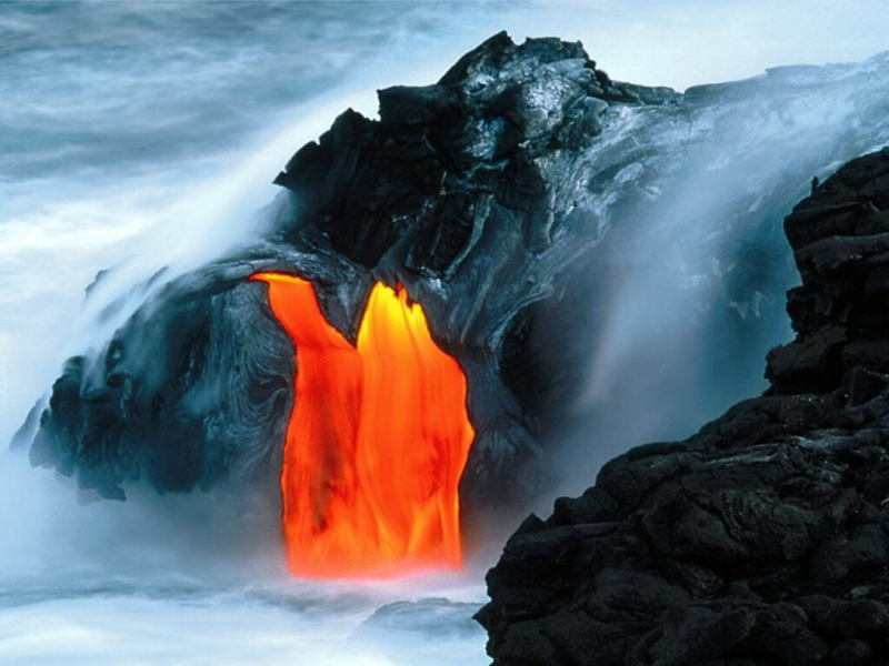 Coolest National Parks Volcanoes