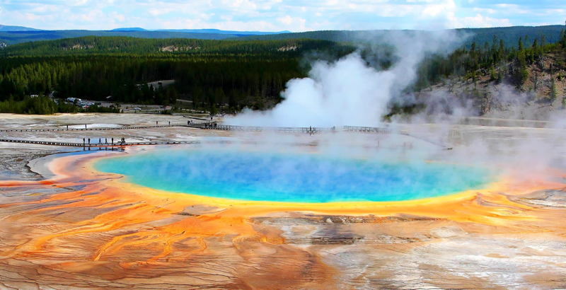Coolest National Parks Yellowstone