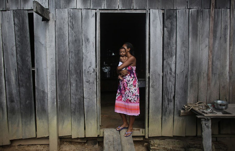 Disappearing Amazon Indigenous