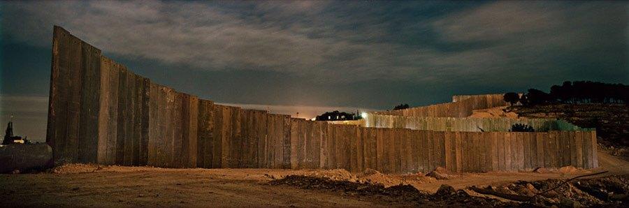 Dividing Walls Dusk