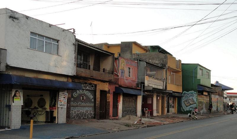 Favelas Not Detroit