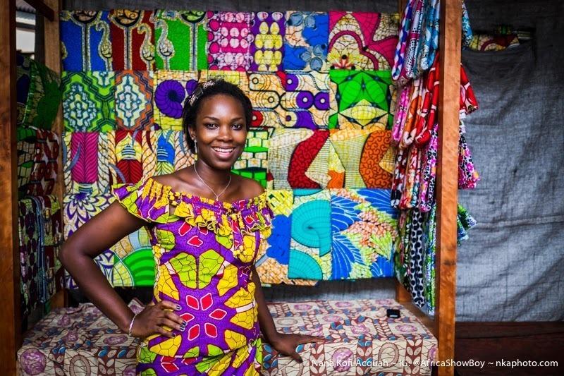 Nana Kofi Acquah Photographs