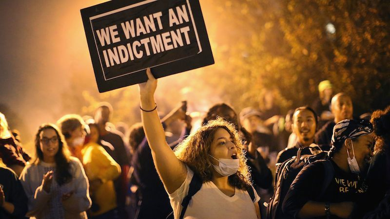 Protests in Ferguson, Missouri