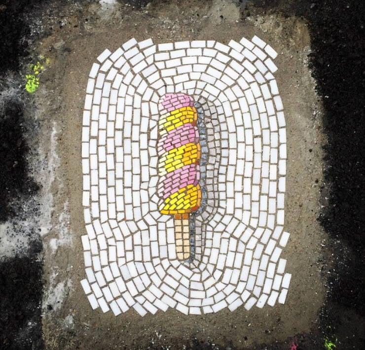Finnish Ice Pop Art
