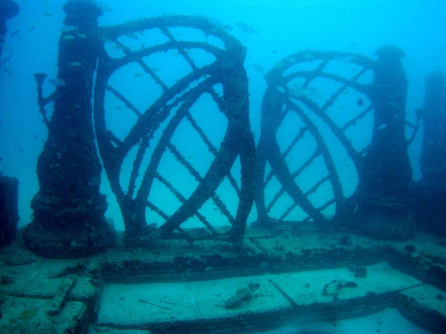 Gates Underwater