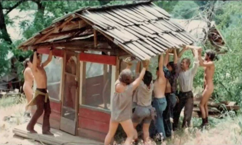 Black Bear Ranch Hippie Commune