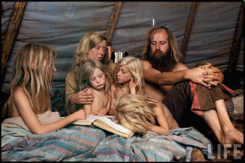 Mystic Arts hippie commune
