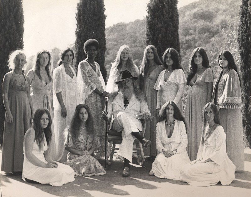 Father Yod And His 13 Wives