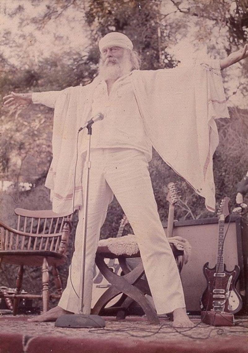 Father Yod Photograph