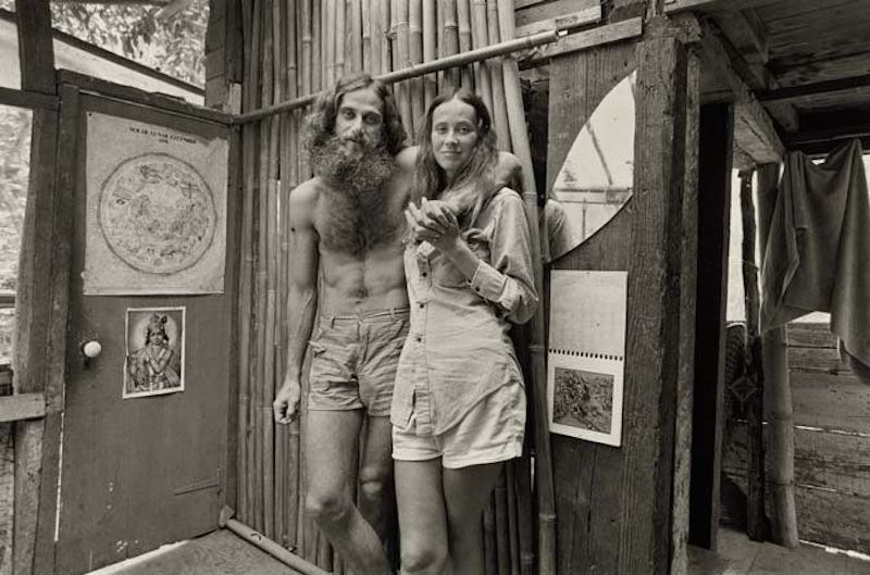 American vintage hippies from the 70s 4
