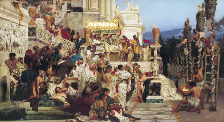 History Myths Nero