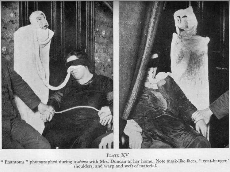Seance History Phantom Dolls