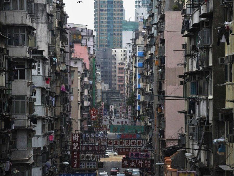 Hong Kong Crisis Kowloon District